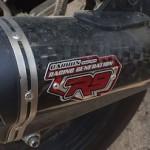 Yamaha R25 Full Throttle,… Libas track Belitung menggunakan R9 Austin Titanium Carbon Exhaust …!!!