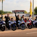 Yamaha R25 Full Throttle,… riding pemanasan ke Tanjung Tinggi …!!! (1)