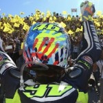 Rossi menang race di Misano,… ternyata sudah mimpi sebelumnya …!!!