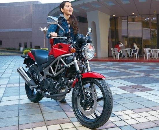 Honda VTR 250 01