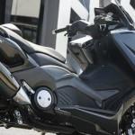 First Impression Yamaha TMax,… memang lebih mengarah ke sports scooter … bukan sekedar maxi scooter …!!!