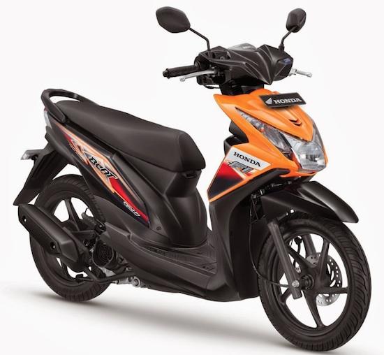 Honda Beat 110