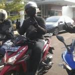 Touring Jakarta – Bandung PP,… bersama Blogger OBI … gayeeeng tenaaan …!!! (1)