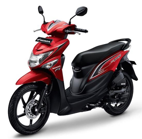 Honda Beat Pop 2