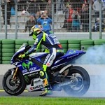 Valentino Rossi,… MotoGP Star of The Year 2014 versi crash.net ..!!!