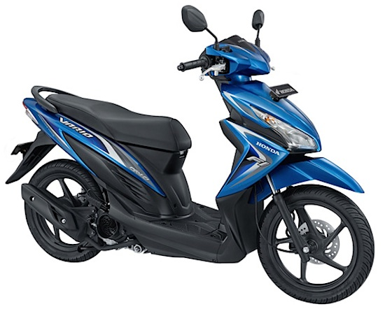 Vario 110 CW Fi blue