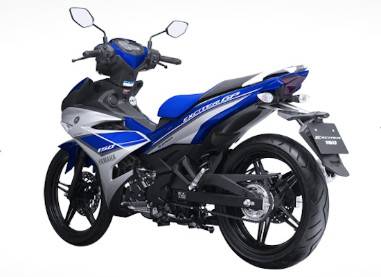 Yamaha Jupi MX King 03