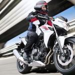 Praktis moge entry level,… persaingan hanya terjadi antara Kawasaki vs Honda …!!!