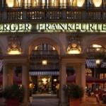 Bikers jalan-jalan,… meeting bisnis dan bermalam di Steigenberger Frankfurter Hof Germany …!!!