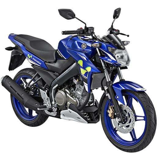 Yamaha NVA blue