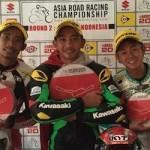 Supersport ARRC Sentul Race 1,… Yudhistira Juara, menang tipis melawan Fadli …!!!