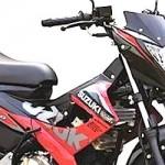 Race kelas 150cc di Sentul,… Honda CB150R menang, Suzuki Satria FU pernah menang… kok overbore semua yang menang …???