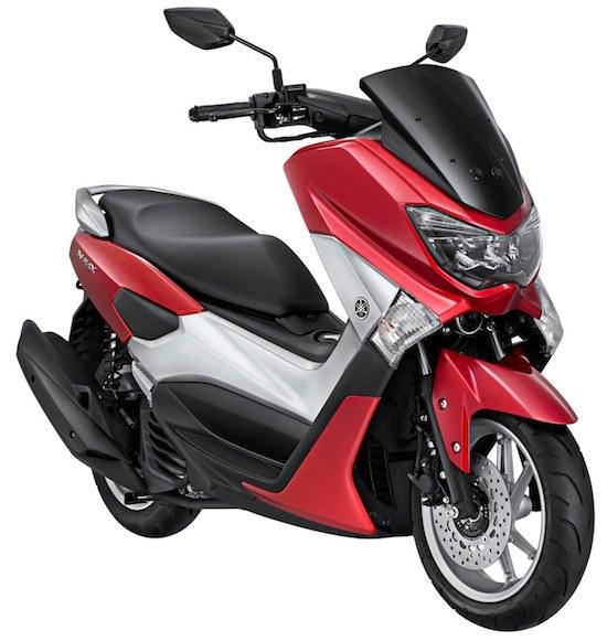 Yamaha NMAX Climax