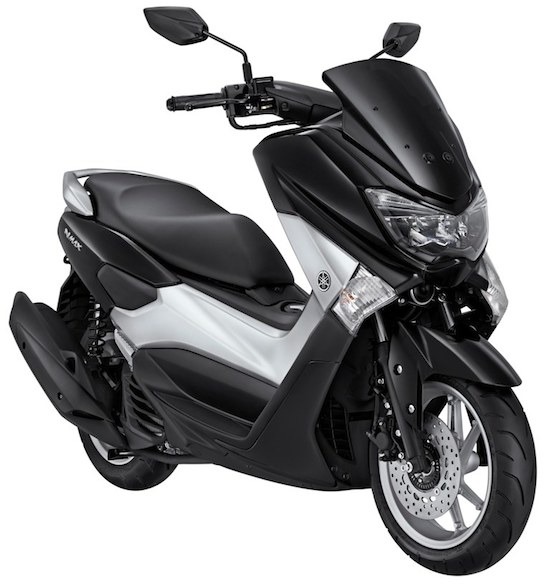 Yamaha NMAX Zenith Black