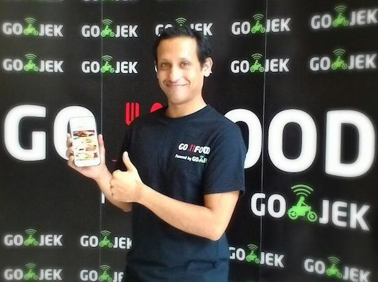 Go-Jek CEO