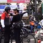 Kasus Aksi Pria Bersepeda Hadang Konvoi moge,… kira-kira benar atau salah …???