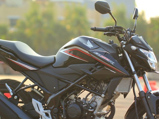 Honda CB150R All New