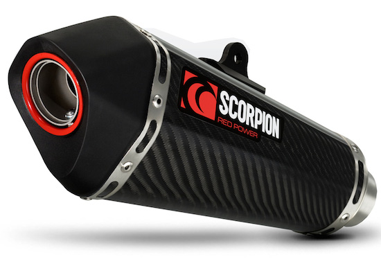 Scorpion Red Power