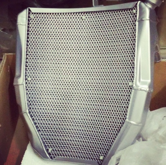 radiator racing R25