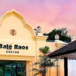 Riding Kuliner,… mencicipi berbagai hidangan di Bale Raos Jogja… hidangan dan suasana khas Kraton …!!!