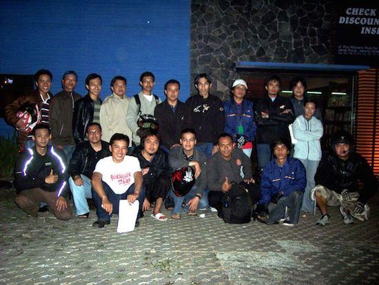 Kafemotor gathering