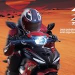 Dikeroyok Duo Honda di tikungan berliku,… Yamaha MX-King tetap perkasa… gimana akhir SOHC 4 valvez vs DOHC …???