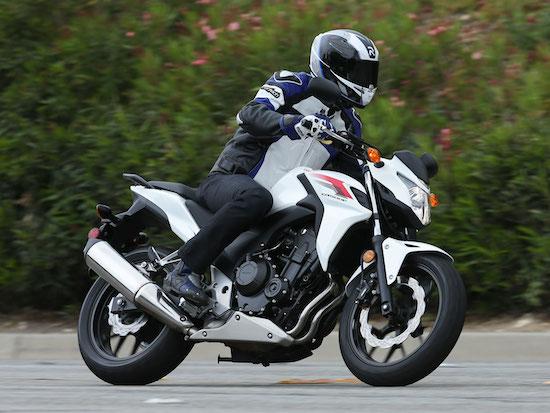Honda CB500F 01