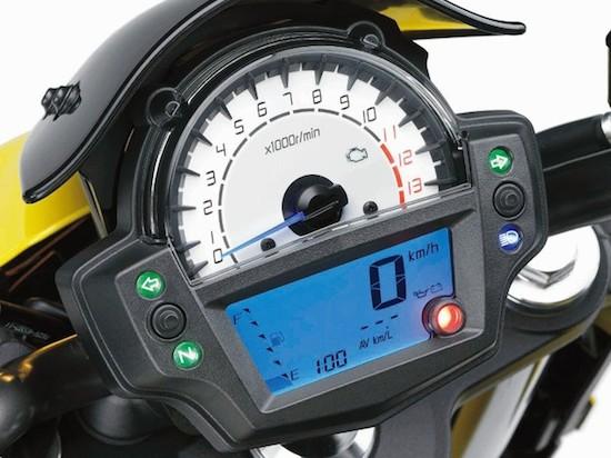 Kawasaki Er-6n indicator