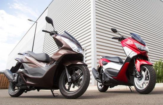 duo premium scooter