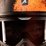Review Apparel Product,… Shark Raw Kurtz Helmet.. kereeen dan punya value …!!!
