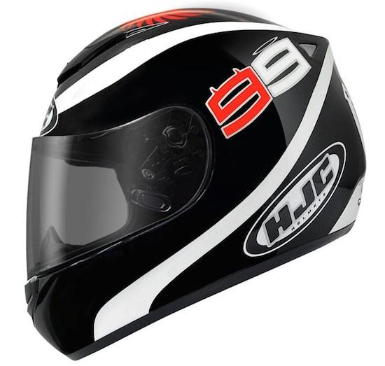 Lorenzo helmet