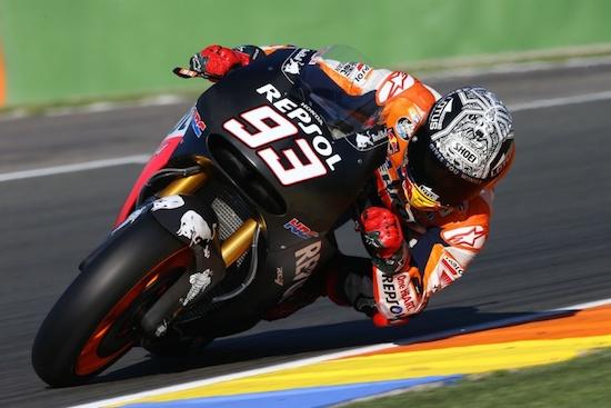 Marquez Jerez Test