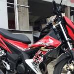 Ngetest motor dengan route Jakarta – Bandung PP,… plus minus motor ketahuan … nggak bisa ngumpeeet …!!!