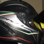 Review Apparel,… AGV Pista GP Gran Premio Italia … helm dengan rating tertinggi …!!!