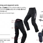 Review Apparel,… Komine Pants PK-716 Air Flow System… semriwiiing dipake touring …!!!