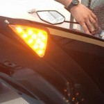Buntut Yamaha M-Slaz diginiin,… kok mirip Suzuki Gixxer …???