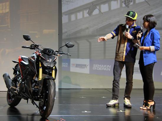 Rossi Yamaha Xabre 150