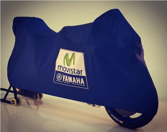 Yamaha M1 Movistar