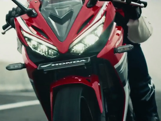New Honda CBR150R depan