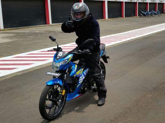 Suzuki Satria F150 Injeksi 02