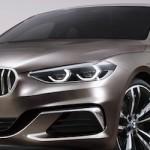 BMW 1 Sedan Series,… sudah brojol dan dijual di China …???
