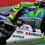 Rossi menyukai chassis baru,… namun belum sreg dengan swing-arm nya …!!!