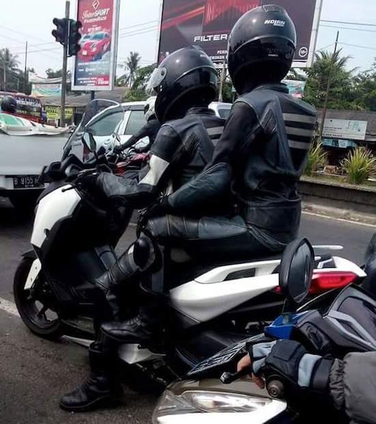 Honda Bicara Soal Skutik Pesaing NMAX