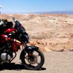 Yamaha Vixion bersama Anita Yusof,… berhasil menyelesaikan solo riding keliling dunia …!!!