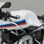 BMW R nineT Racer,… model retro tahun 1970-an … brojoool di Intermot …!!!