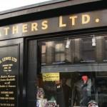 Jalan-Jalan ke Lewis Leathers Store,… apparel store bagi pecinta motor classic …!!!