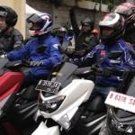 Pabrikan Yamaha gelar Maxi Touring Yamaha,… ajang menjaring loyalitas konsumen …???