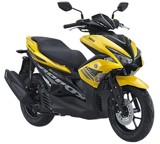 Yamaha Aerox 155 standard