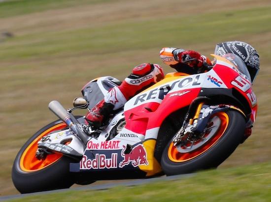 Marquez 93 Aussie