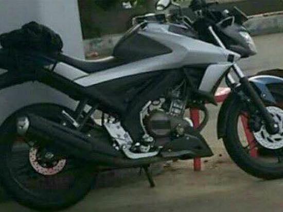 New Yamaha Vixion 02